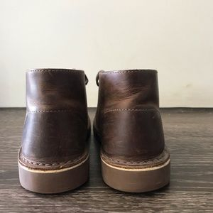 Clarks Shoes - Women's Brown ankle boots Clarks